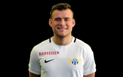 Enit Sadiku Fussball Spieler FC Zürich von Footuro AG