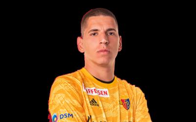Djordje Nikolic FC Basel
