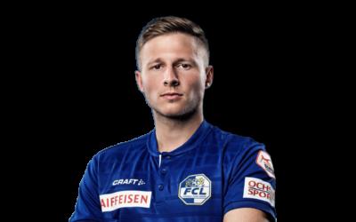 Idriz Voca FC Luzern