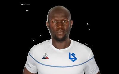 Igor Nganga FC Lausanne Sport