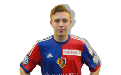 Enis Musai Spieler FC Basel von Footuro