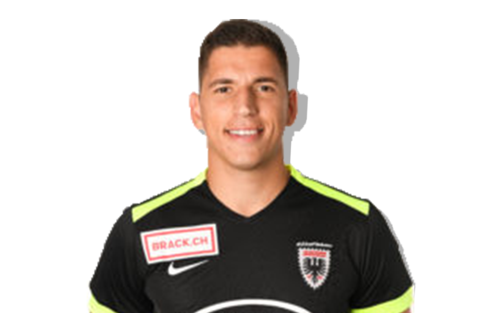 Profilbild Djordje Nikolic Footuro AG FC Aaraua