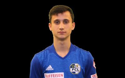 Noah Rupp Spieler von FC Luzern von Footuro