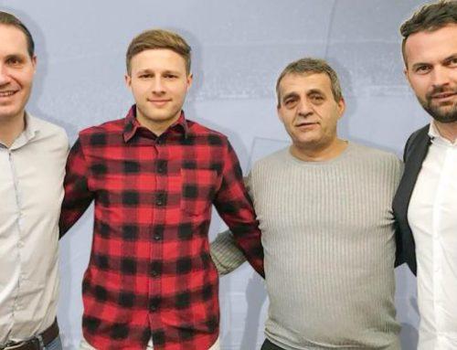 Idriz Voca verlängert seinen Vertrag beim FC Luzern