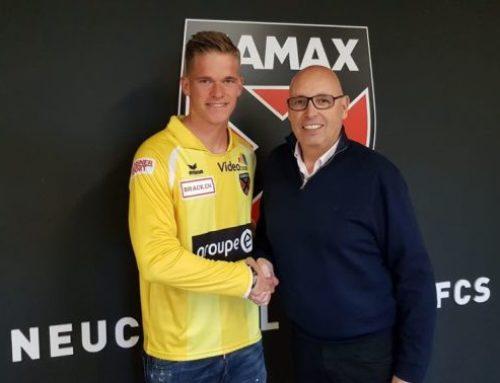 Matthias Minder wechselt zum Aufsteiger Neuchâtel Xamax