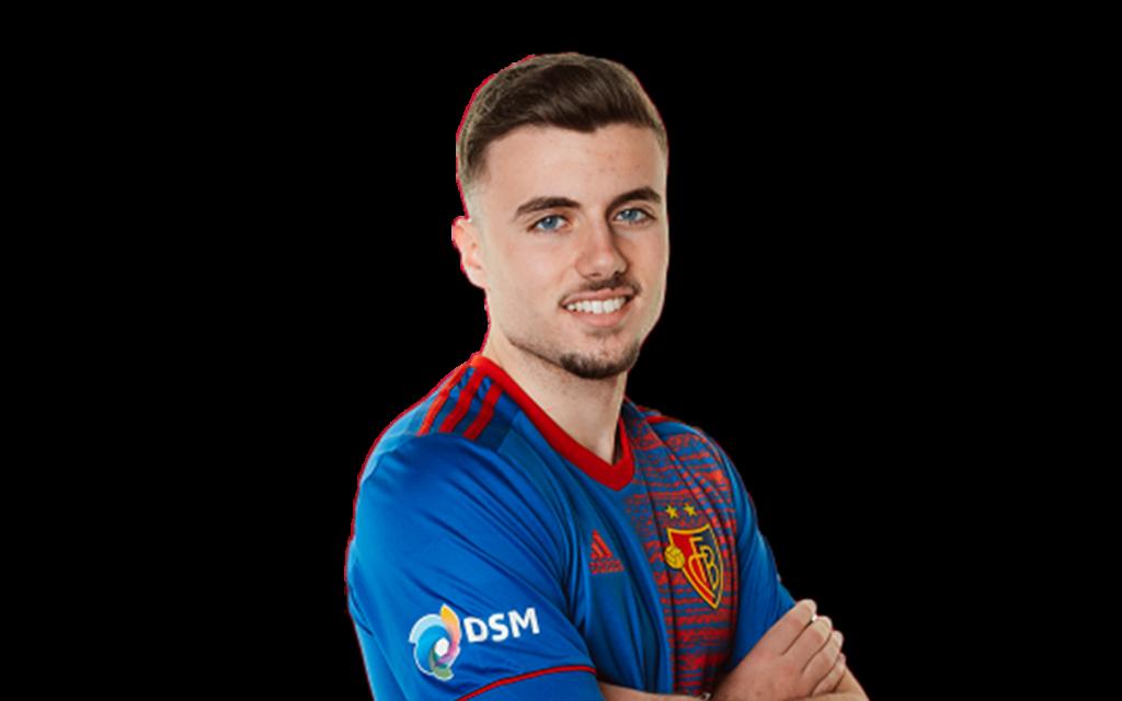 Darian Males FC Basel