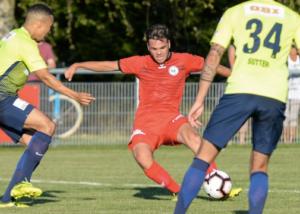 Transfer Rrezart Hoxha Footuro AG FC Wil