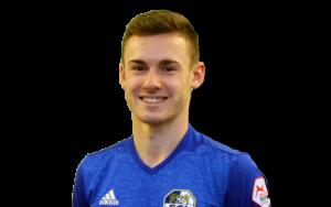 Silvan Sidler Footuro Spieler FC Luzern