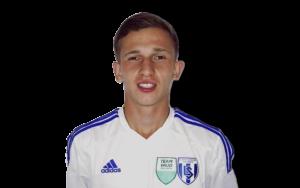 Footuro Spieler Florian Hysenaj vom FC Lausanne Sport