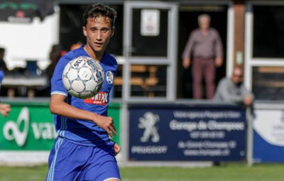 Noah Rupp Footuro Spieler FC Luzern