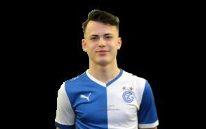 Florjan Nuraj Fussball Spieler FC Luzern U21 von Footuro AG