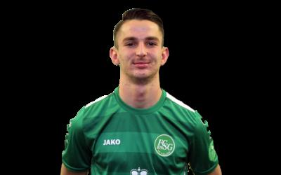 Jeton Dauti Fussball Spieler FC St. Gallen von Footuro AG