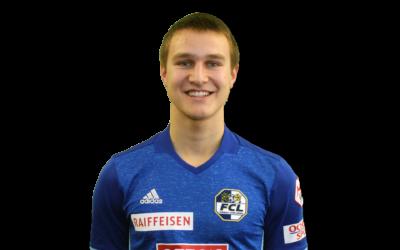Marco Burch Fussball Spieler FC Luzern U21 von Footuro AG