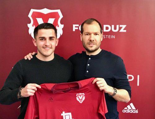 Gianni Antoniazzi wechselt definitiv zum FC Vaduz