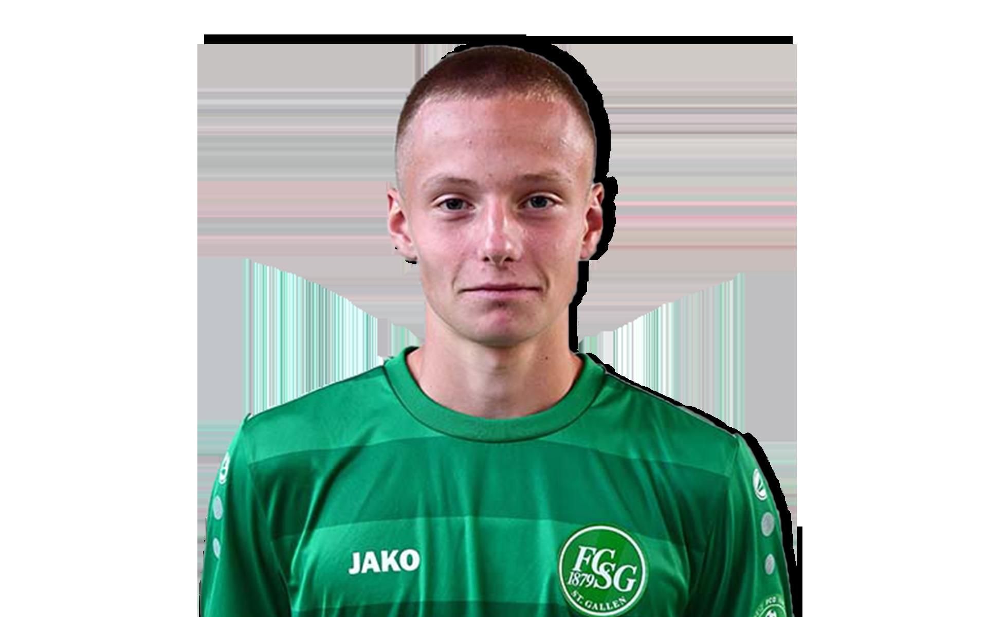 Rissi Nico FC St. Gallen Fussballspieler von Footuro