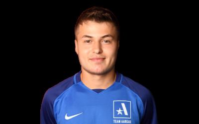 Gentrim Uka FC Aarau Fussballspieler von Footuro