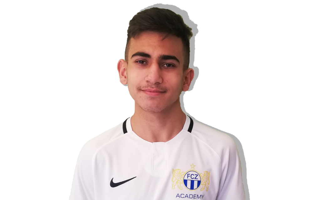 Ürün Baris Spieler von FC Zürich von Footuro
