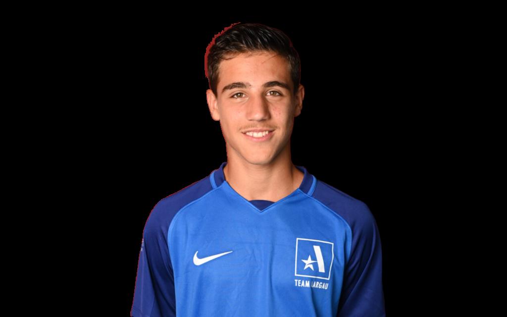 Maurizio De Icco Fussballspieler FC Aarau Footuro