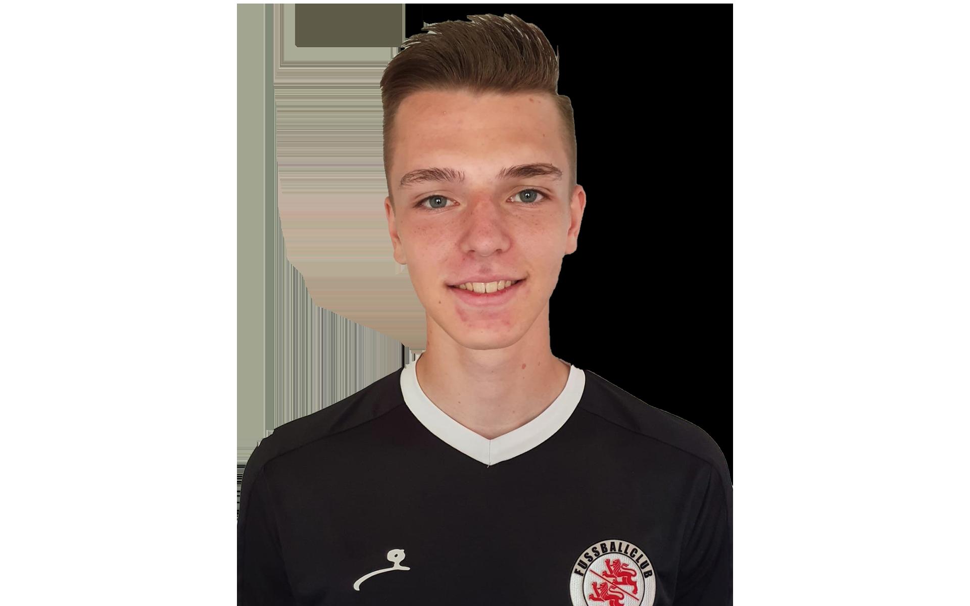 David Kercek FC Winterthur Footuro Fussballspieler