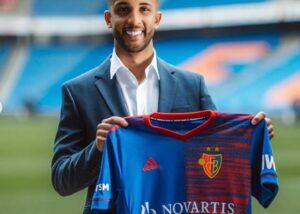 Transfer FC Basel Jorge Footuro
