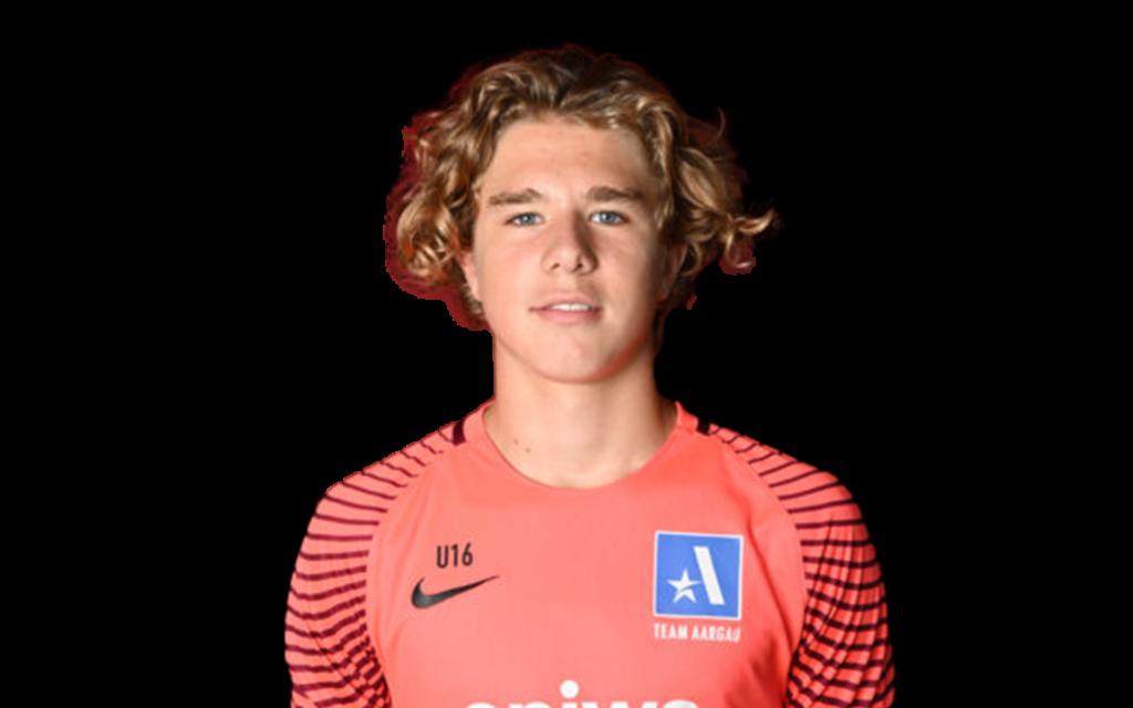 Silas Huber FC Aarau Torwart Torhüter Footuro